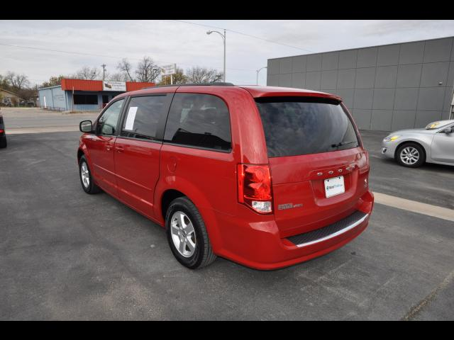 Pre-Owned 2012 Dodge Grand Caravan Passenger