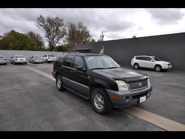 Pre-Owned 2003 Mercury Mountaineer