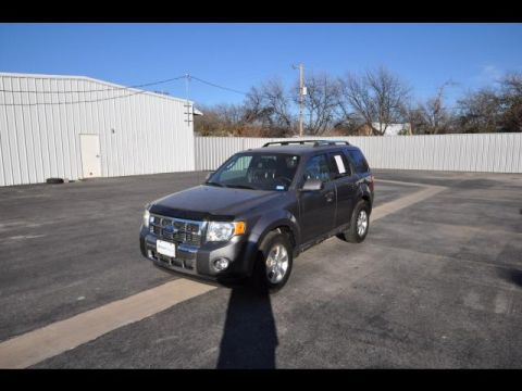 Pre-Owned 2010 Ford Escape Four Wheel Drive Limited Sport Utility 4D