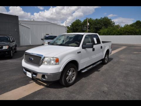 Pre-Owned 2006 Ford F150 SuperCrew Cab King Ranch Pickup 4D 5 1/2 ft