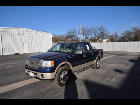 Pre-Owned 2008 Ford F-150 4x2 60th Anniversary Edition 4