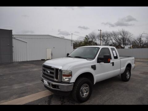 Pre-Owned 2008 Ford F-250 Super Duty FX4 4dr SuperCab 4WD LB