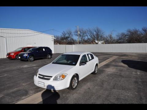 Pre-Owned 2008 CHEVROLET Cobalt Front Wheel Drive Sedan