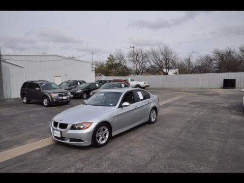 Pre-Owned 2008 BMW 3 Series Rear Wheel Drive 328i 4dr Sedan